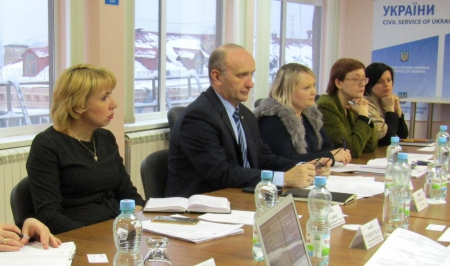 First Deputy Head of NACS Volodymyr Kuprii had Working Meeting with Representatives of the Laboratory of Legislative Initiatives and UN Women in Ukraine Project