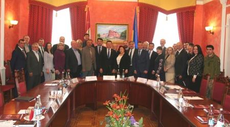 Відбувся круглий стіл «Державна служба в системі забезпечення національної безпеки України»